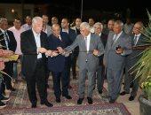 صور.. وزير التنمية المحلية ومحافظ جنوب سيناء يفتتحان حديقة الصداقة الدولية