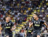شاهد.. 50 هدفًا من توقيع نجوم يوفنتوس بالدوري الإيطالي قبل التوقف