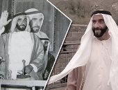 فيديو تاريخى من 29 عاما.. الشيخ زايد آل نهيان يتفقد دور سينما فى إندونيسيا
