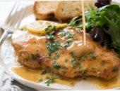 طريقة عمل الدجاج بالصلصة على الطريقة الفرنسية