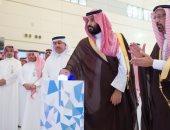 الأمير محمد بن سلمان يدشن 7 مشروعات بمجالات الطاقة الذرية والطب الجينى