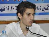 العبقرى المصرى عمر عثمان: سأبدأ فى تدريس الرياضيات بجامعة الجلالة هذا العام