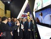 افتتاح الجناح المصرى بمعرض الصين الدولى للواردات بشنغهاى