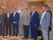 وفد روسى يزور غرفة القاهرة لبحث الإستثمارات المشتركة وتوقيع بروتوكول تعاون