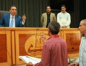 مناقشة 22 شكوى فى اللقاء الأسبوعى للمواطنين بكفر الشيخ