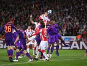 ملخص وأهداف مباراة ليفربول والنجم الأحمر فى دوري أبطال أوروبا