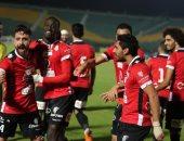 فيديو.. إنبي يتعادل مع طلائع الجيش 1-1 فى الدوري المصري الممتاز
