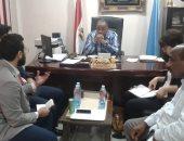 صور.. شباب الأقصر تستقبل وفدا من وكالة التعاون الدولى الكوري بالقاهرة