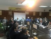 صور.. بدء مجلس جامعة الأزهر الطارئ لبحث تأمين دخول وخروج الطلاب من بوابات الجامعة