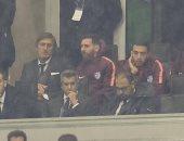 أخبار ميسي اليوم عن رغبة نجم برشلونة فى المشاركة ضد ريال بيتيس