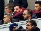 أخبار ميسى اليوم عن سبب استبعاده من قائمة مباراة برشلونة ضد الإنتر