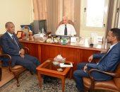 سفير جيبوتى بالقاهرة يثنى على جهود منظمة خريجى الأزهر فى مكافحة التطرف