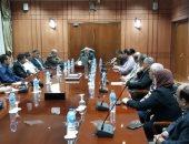 محافظ بورسعيد يوجه باستمرار إجراءات منع التهريب وتجفيف منابعه