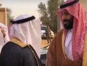 فيديو..الأمير محمد بن سلمان يلتقى عددا من أهالى منطقة القصيم