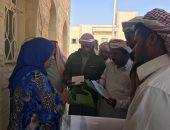 صور.. الانتهاء من استخراج أوراق ثبوتية لـ94 مواطنا بوسط سيناء