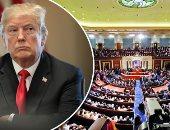 8 لقطات بجلسة لجنة مجلس النواب الأمريكى فى قضية عزل ترامب