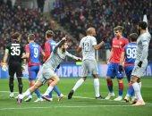 دوري ابطال اوروبا.. روما يتفوق على سيسكا موسكو 0/1 بالشوط الأول