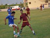 صور.. نتائج مباريات الأدوار التمهيدية لدورى كرة القدم للجامعات