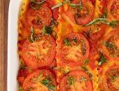 طريقة عمل اللازنيا بالجبن النباتى والخضراوات لأصحاب الرشاقة
