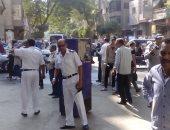 حملة مكبرة لإعادة الانضباط لشوارع حى الشرابية
