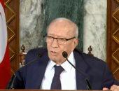 """السبسي خلال اجتماع مجلس الأمن القومى التونسى: """"النهضة"""" وجهت تهديدات للرئيس"""