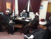 صور.. مديريات الأوقاف تكثف المرور على المساجد استعدادا لحملة رسول الإنسانية