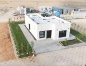 شاهد .. بناء أول منزل بالطباعة ثلاثية الأبعاد في السعودية