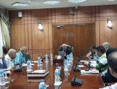 محافظ بورسعيد يوجه بسرعة الانتهاء من أعمال تطوير مداخل المحافظة