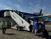 صور.. مطار شرم الشيخ يستقبل فوجا سياحيا من أذربيجان