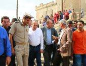 محافظ كفر الشيخ: وضع محطة قطار الملك فؤاد الأثرية لا يليق ولجنة لتطويرها