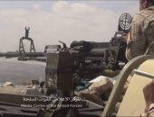 فيديو ..قوات الجيش اليمنى تحرر مواقعا استراتيجية فى الضالع وحجة والجوف