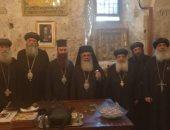 وفد الكنيسة الأرثوذكسية يصل القدس لمتابعة مشكلة دير السلطان