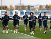 صور.. عودة النجوم المصابين لتدريبات ريال مدريد قبل مواجهة سيلتا فيجو