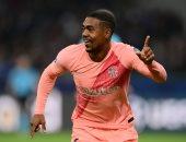 أخبار برشلونة اليوم عن رسالة مدرب البارسا لمالكوم بعد مباراة الإنتر