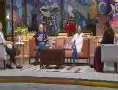 """شيرف منير وأسما يناقشان الحياة الأسرية مع أشرف زكى وروجينا بـ""""أنا وبنتى"""""""