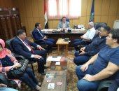 15 مليون جنيه لدعم وتطوير ثلاثة مراكز لتجميع الألبان فى دمنهور