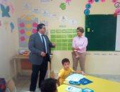 وكيل تعليم جنوب سيناء يتابع تطبيق منظومة التعليم الجديدة بمدارس شرم الشيخ