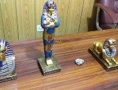 الشرطة الاتحادية العراقية  تضبط شخصين أثناء بيع آثار فرعونية بـ 5 ملايين دولار