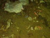 قارئ يشكو من استمرار تراكم القمامة بشارع البوسطة بمنطقة بشتيل