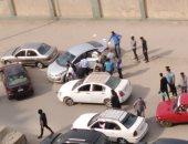 ننشر أسماء المصابين فى حادث تصادم وانقلاب سيارات بسبب الشبورة ببنى سويف