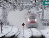 قطار الطلقة بطابقين لأول مرة فى الصين