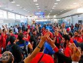 الأمن التونسي يوقف تحرك أتوبيس الترجي بسبب موكب الأهلي