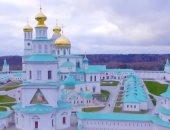 شاهد.. روسيا تنقل القدس وكنيسة القيامة إلى ضواحى موسكو