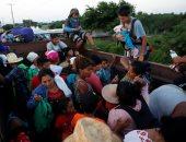 مقدونيا الشمالية تضبط 21 مهاجرا غير شرعى داخل غابة قرب حدود صربيا