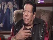 """شعبان عبد الرحيم لـ""""صبايا"""": """"مفيش حد هيحل مكان مراتى أبدا فى الدنيا"""""""