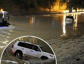 """الكويت ترجىء """"موسم التخييم"""" بعد ظهور ألغام الغزو العراقى بسبب الأمطار"""