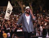 فيديو وصور.. 9 آلاف شخص يغزون حديقة الحرية فى حفل شارموفرز
