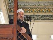 وزير الأوقاف يؤدى صلاة الجمعة غدا بمسجد الحامدية الشاذلية