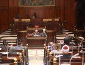 """صور.. رئيس """"دينية البرلمان"""" يطالب الأوقاف ببث إعلانات لجذب للمواطنين لأعمال الوقف"""