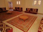 """""""مصر الخير"""" تشارك في تنمية سيناء وتأثيث المنازل فى قرية الجوفة النموذجية"""